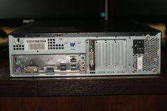 Serwer PC - tył