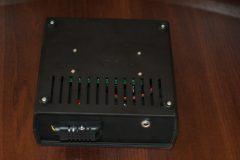 Zegar LED - obudowa