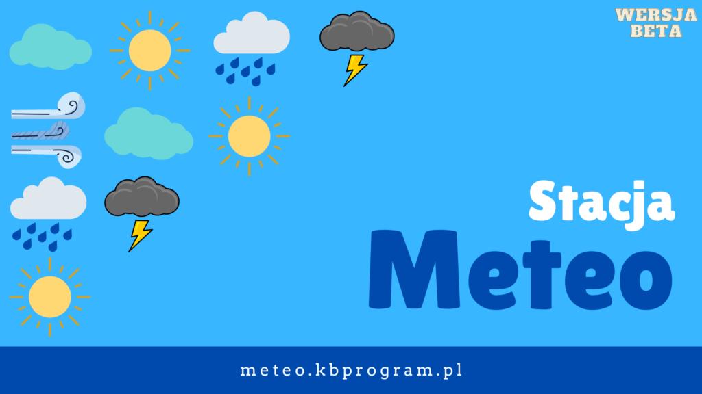 Baner Meteo KBPROGRAM